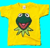 子供服 ♪RFA99★カーミット Tシャツ 100cm〜150cm