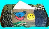 子供服 ◆◆◆AN★★デッドベア★★ パッチワーク ティッシュボックス
