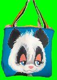 子供服 ◆◆◆A88MTF★500mlのペットボトルもスッポリ♪★保冷できるランチバッグ★パンダ