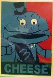 子供服 ◆◆◆88ARF★マクドナルド メイチャーチーズマックハンバーガー★ ポスター B4サイズ