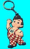 子供服 ▲▲▲RF88AN★ビッグボーイ★ ラバーキーホルダー