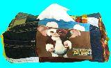 子供服 ♪99MAT★★ギズモ★パッチワーク BOXティッシュケース 19910