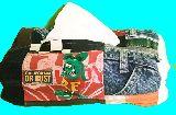 子供服 ▼A99MT★ラットフィンク★パッチワーク ティッシュボックス 19917