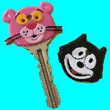 子供服 ◆◆◆88ARF★フィリックス★ピンクパンサー★ キーケース キーカバー 鍵