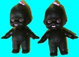 子供服 ★  双子のキューピーちゃん キューピー人形