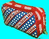 子供服 99ARF★ かわいいポーチ コスメポーチ ペンポーチ ラブ&ピース