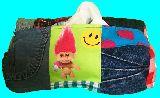 子供服 $99AMT★★トロール人形★ パッチワーク ティッシュボックス