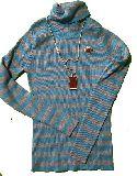 子供服 ARF99★ タートルネック  ネックレス ブローチの3点セット
