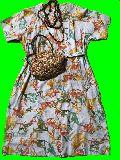 子供服 RF★ ワンピース・ネックレス・2点バッグ 4点セット