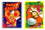 子供服 ◆◆RF◆88A★ ポスター トッポジージョ B4サイズ  2種類セット
