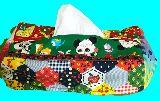 子供服 ◆◆◆88AFTM ★昭和レトロ パンダ ティッシュボックス