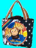 子供服 ◆TA99M★500mlのペットボトルもスッポリ♪★保冷できるランチバッグ★おさるのジョージ