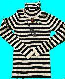子供服 ARF99★ タートルネック  ネックレス イヤリングの4点セット