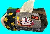 子供服 ◆◆◆88MA★★トニー ケロッグ★ パッチワーク ティッシュボックス