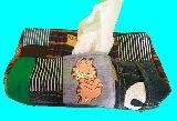 子供服 ◆◆◆MA★ガーフィールド♪★パッチワーク ティッシュボックス その2