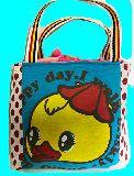 子供服 ◆ATMF★500mlのペットボトルもスッポリ♪★保冷できるランチバッグ★ヒヨコちゃん