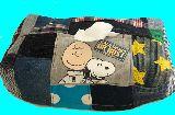 子供服 ◆◆◆TMA★スヌーピー・チャーリーブラウン★パッチワーク ティッシュボックス  20816