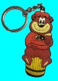 子供服 ◆◆◆88AFR ファストフードチェーン店「A&W」のキャラクター:グレートルートベアの キーホル