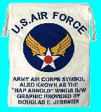 子供服 ◆◆◆88ARF★大判巾着 US アメリカン巾着 エアホース
