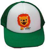 子供服 ◆◆◆88・ARF★メッシュキャップ アニマル保育園 ライオン 子供用・大人用