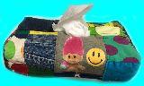 子供服 ◆◆◆AM★★トロール人形★ パッチワーク ティッシュボックス