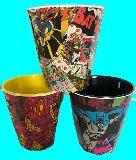 子供服 ◆◆◆88FRA★コップ★DCコミック スーパーマン・バットマン★メラミンカップ