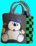 子供服 ◆◆◆★500mlのペットボトルもスッポリ♪★保冷できるランチバッグ★オラフ スヌーピー