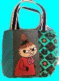 子供服 ◆◆◆★500mlのペットボトルもスッポリ♪★保冷できるランチバッグ★リトルミイ