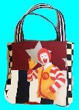 子供服 ◆◆◆★500mlのペットボトルもスッポリ♪★保冷できるランチバッグ★マクドナルド ロナルド