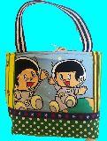 子供服 ◆◆◆★500mlのペットボトルもスッポリ♪★保冷できるランチバッグ★ヤンボー