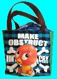 子供服 ◆◆◆★500mlのペットボトルもスッポリ♪★保冷できるランチバッグ★オレンジバード